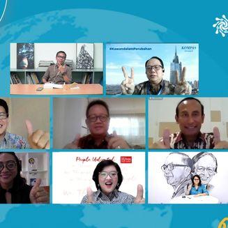 Harian Kompas dan IESR Gelar Peluncuran Virtual Buku Jejak dan Langkah Energi Terbarukan Indonesia