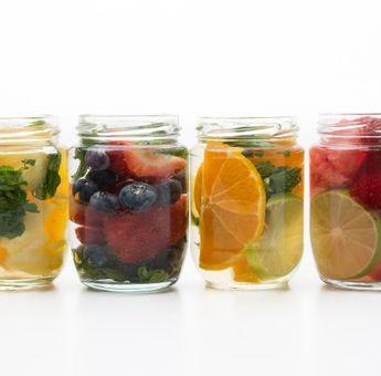 Cara Membuat Air Detox dan Infused Water untuk Menurunkan Berat Badan
