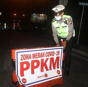 Keputusan Perpanjangan PPKM Level 1-4 akan Diumumkan oleh Presiden Jokowi Hari Ini
