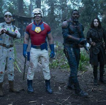 'The Suicide Squad' Saat Ini Jadi Film dengan Ulasan Terbaik di antara Film DC dan Marvel Lainnya