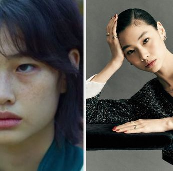 7 Potret Cantik Jung Ho Yeon, Sosok Pembelot Korea Utara di 'Squid Game'