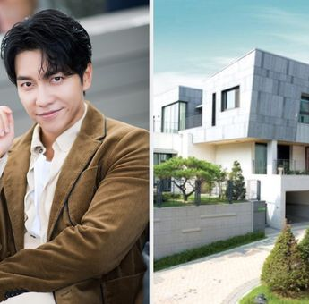 Megah Bak Istana, 7 Artis Korea Ini Punya Rumah dengan Harga Fantastis