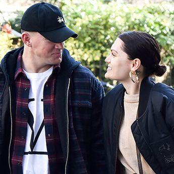 Sweet! Jessie J Nyanyikan Lagu untuk Sang Pacar, Channing Tatum