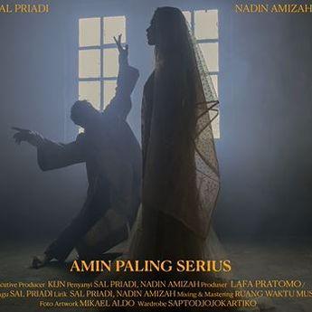 Lirik Lagu 'Amin Paling Serius' Milik Sal Priadi Feat. Nadin Amizah
