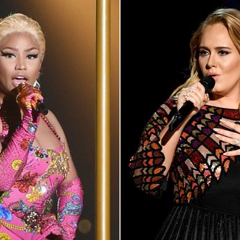 Nicki Minaj Bocorkan Kolaborasinya Bareng Adele, Siap Rilis Dalam Waktu Dekat