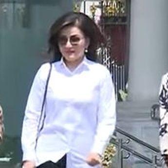 Eks Bupati Minahasa Bertandang Ke Istana Jelang Pengumuman Kabinet