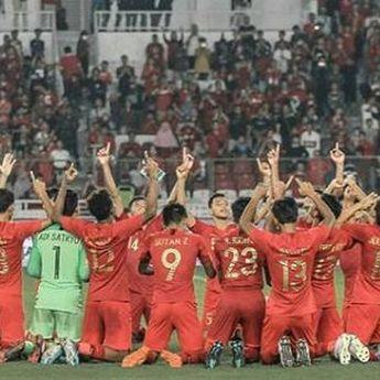 Timnas U-19 Indonesia Melaju ke Putaran Final Piala Asia 2020