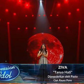 Buat Ziva Indonesian Idol Menangis, Maia Estianti: Ini Rasanya Hancur dan Tertolak
