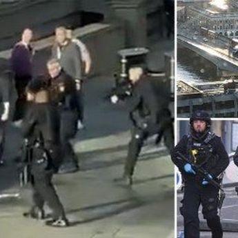 Teror Penusukan di London Bridge, Pelaku Kenakan Rompi Bom Bunuh Diri