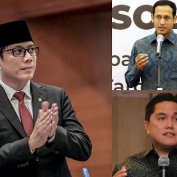 Nadiem Makarim dan Erick Thohir Tuai Perhatian Publik, Apa Kabar Wishnutama?