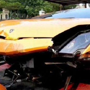 Pemilik Lamborghini yang Todongkan Pistol Ternyata Pengangguran dan Kurang Mampu
