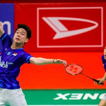 Kevin/Marcus Berhasil Sabet Gelar Juara Indonesia Masters 2020