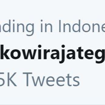 Setelah Dicap sebagai Sejarah Buruk Indonesia, Jokowi Disebut sebagai 'Raja Tega'