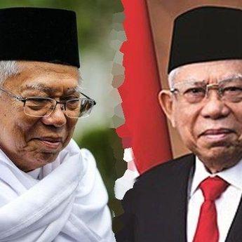 Kinerja Ma'ruf Amin Dinilai Rendah, Juru Bicara: Pekerjaan Wapres di Bawah Permukaan