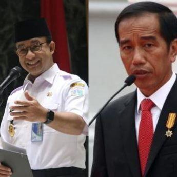 Tak Terima Anies Dihujat Netizen, Gerindra DKI Salahkan Jokowi