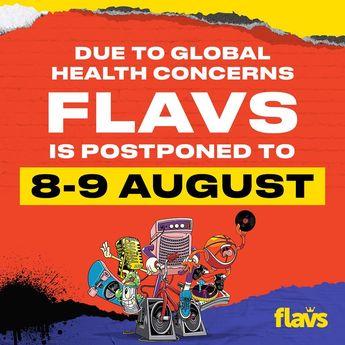 Festival Musik Hip Hop, FLAVS 2020 Ditunda Akibat Virus Corona