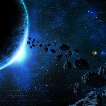 Siap-siap! Pertengahan Ramadhan Ini Bakal Ada Asteroid Mendekati Bumi
