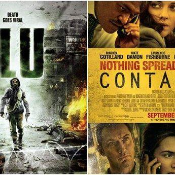 Wajib Nonton! 5 Film Bercerita Wabah Virus, 'Contagion' Mirip Virus Corona