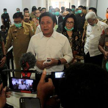 Gubernur Sumsel Umumkan Satu Warganya Positif Terpapar Virus Corona