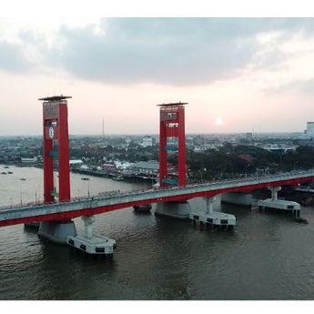 Selama Pandemi Covid-19, Kualitas Pencemaran Udara Palembang Menurun