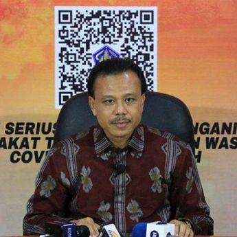 Kasus Positif Corona di Bali Melonjak, Didominasi Kasus Transmisi Lokal