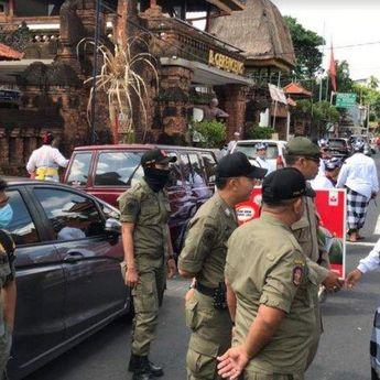 Satpol PP Bali Kerahkan 1.200 Personel, Siap Awasi 11 Titik di Denpasar