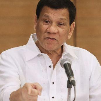 Presiden Filipina Duterte Ingin Pengedar Narkoba Disuntik Mati