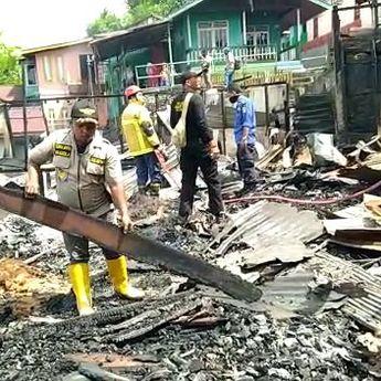 Pemkot Balikpapan Bantu Uang Sewa Rumah untuk Korban Kebakaran Gunung Komendur