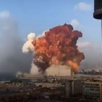 Ledakan di Lebanon Tewaskan 73 Orang, Pupuk Pertanian Disinyalir Jadi Penyebabnya