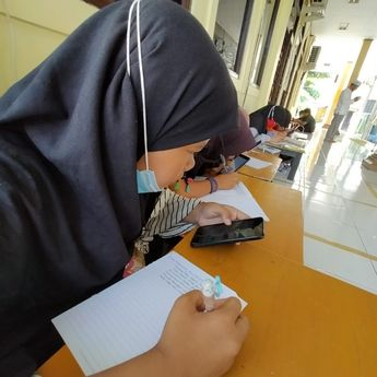 Bantu Belajar Daring, Mesjid Al-Muhajirin Sediakan Wifi Gratis