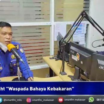 Sejumlah Kendala yang Kerap Dihadapi Petugas Damkar Makassar