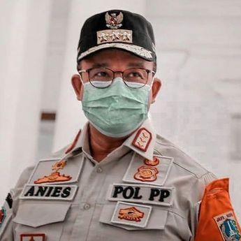 Beri Dukungan untuk Anies Baswedan, Karang Taruna se-DKI: Jangan Ganggu Gubernur DKI Jakarta!