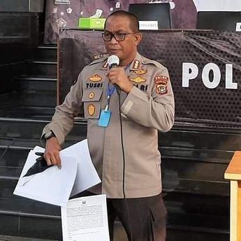 Eks Drummer BIP, Jaka Hidayat Ditangkap Polisi Atas Kasus Penyalahgunaan Narkoba Jenis Sabu