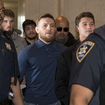 Conor McGregor Ditangkap Polisi Atas Dugaan Pelecehan Seksual
