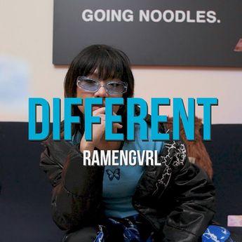 Berikut Lirik Lagu 'DIFFERENT' Milik RAMENGVRL (Bitch I'm Different)