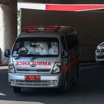 Kapasitas RS Rujukan Covid-19 di DKI Jakarta Tinggal 13 Persen!