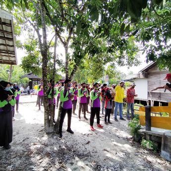 Disbudpar Banjarmasin Beri Pelatihan ala Pramuka bagi SDM Pokdarwis