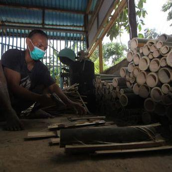 Sejahterakan Masyarakat Sekitar Hutan, Pemprov Kalsel Kembangkan HHBK