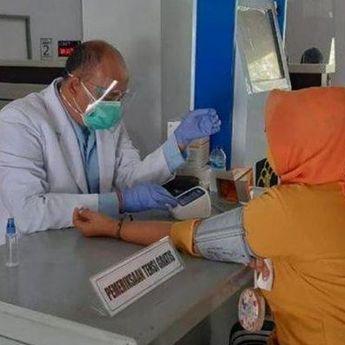 Untuk WBP dan Keluarga, Lapas Kelas I Semarang Buka Layanan Kesehatan Gratis