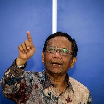 Dilema Kritik Pemerintah malah Dipolisikan, Mahfud MD: Tidak Ditindak juga RIbut