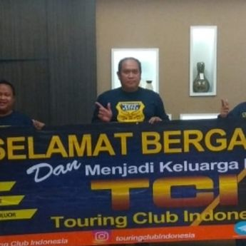 Komunitas Touring Club Indonesia Gelar Baksos di Jateng