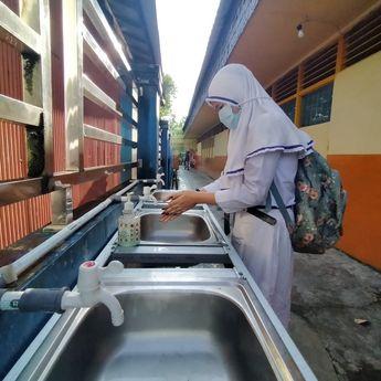 Simulasi Sekolah Tatap Muka di Banjarmasin Dihentikan, UAS Digelar Daring
