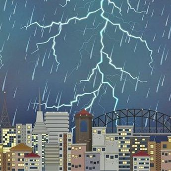 Prakiraan Cuaca Besok 29 Januari 2021: 25 Wilayah Hujan Lebat dengan Angin