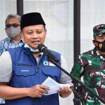 Tiga Daerah Pilkada Di Jawa Barat Masuk Kategori Zona Merah Covid-19