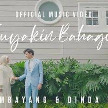 Lirik Lagu 'Kuyakin Bahagia' Milik Rey Mbayang feat. Dinda Hauw