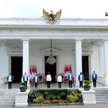 Breaking News! Jokowi Resmi Lakukan Reshuffle, Ini Wajah 6 Menteri Baru di Kabinet Indonesia Maju