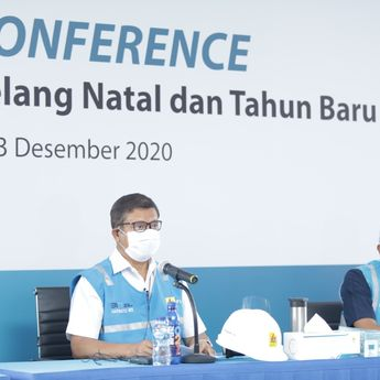 PLN Pastikan Kelistrikan Aman saat Nataru di Tengah Pandemi