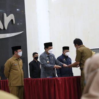 Lantik 30 Pejabat Fungsional, Ini Pesan Pj Wali Kota Makassar