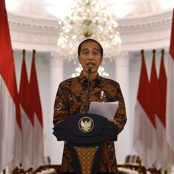 Soal Gaungkan Benci Produk Luar Negeri, Jokowi: Gitu Saja Rame!