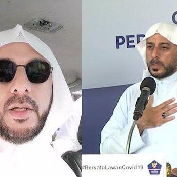 Syekh Ali Jaber Meninggal Dunia, Ustaz Yusuf Mansur: Wafat Sudah Keadaan Negatif Covid